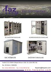 энерго-электрическое оборудование