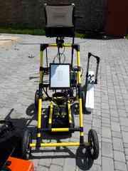 георадар GeoScanner-радиолокатор