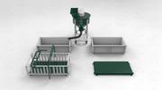 Оборудование для производства газобетона,  пенобетона